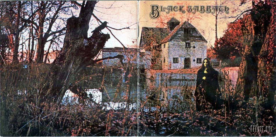 Black Sabbath. Black Sabbath. Photo 1