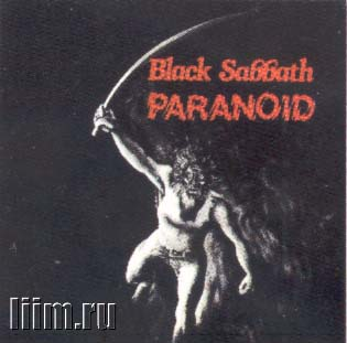 Black Sabbath. Paranoid. Photo 4