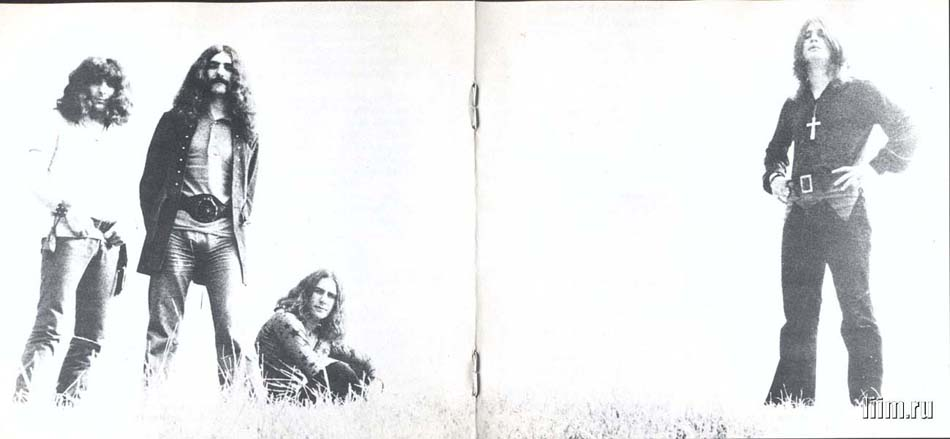 Black Sabbath. Paranoid. Photo 5