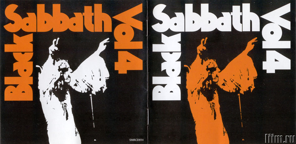 Black Sabbath. Vol 4 (1972). Photo 1