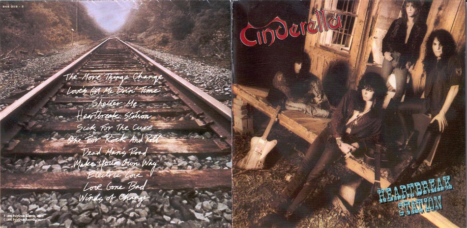 Cinderella. Heartbreak station (1990) Photo 1