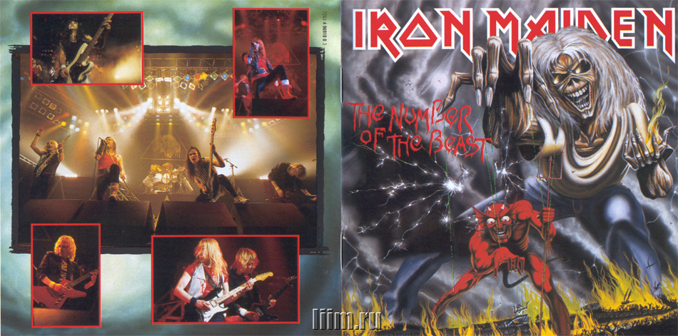 Iron Maiden. The Number Of The Beast. Photo 01