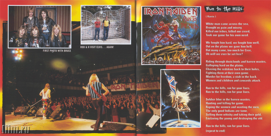 Iron Maiden. The Number Of The Beast. Photo 09