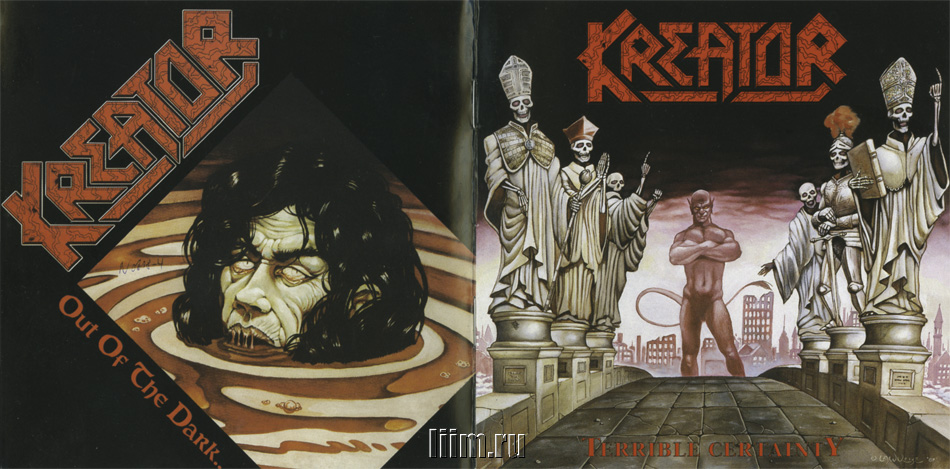 Kreator. Terrible Certainty (1987). Фото 1