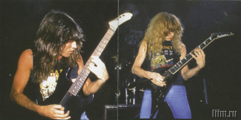 Megadeth. So Far, So Good... So What? (1988) Photo 2