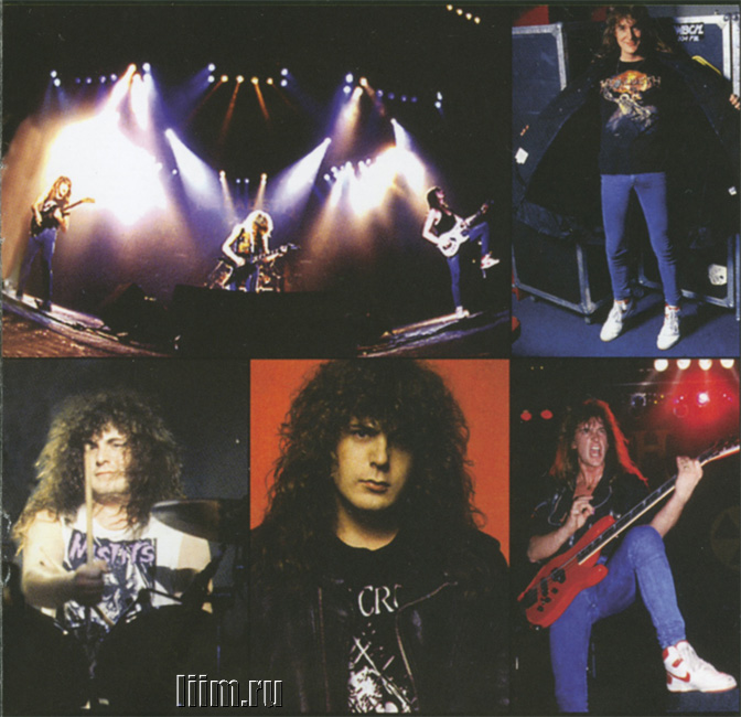 Megadeth. So Far, So Good... So What? (1988) Photo 4