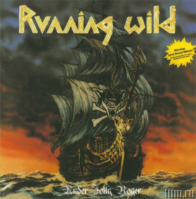 Running Wild. Under Jolly Rojer (1987). Photo 1