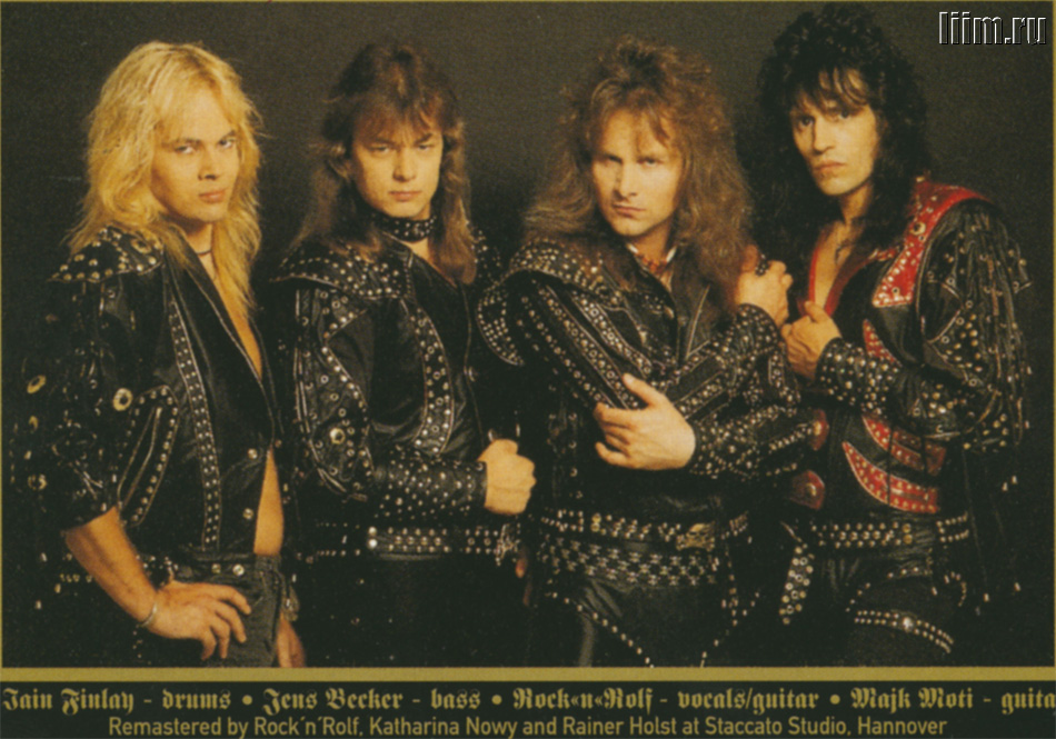 Running Wild. Death or Glory (1989). Photo 6