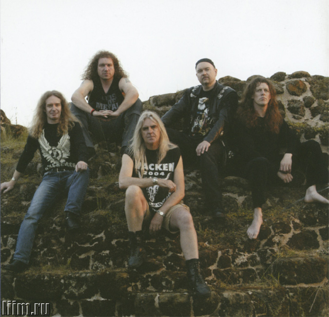 Saxon. Lionheart (2004) Photo 2
