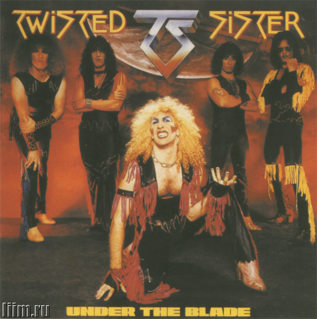 Twisted Sister. Under The Blade (1982) Photo 1