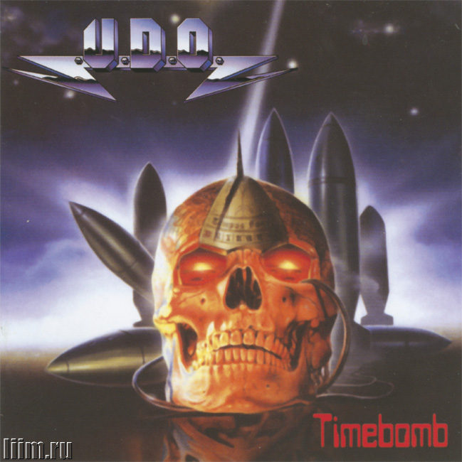 U.D.O. Timebomb (1991). Photo 1
